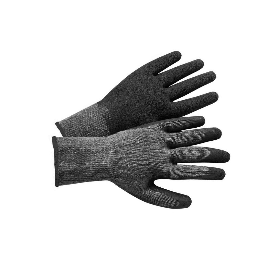 Pracovní rukavice ZELANDIA máčené latex bavlna vel.10  aa20125e3d