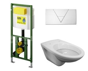 Závěsné wc do sádrokartonu